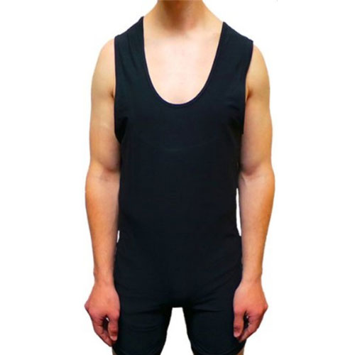 Lifting Large Powerlifting Singlet