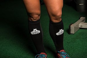 Bear Grips Deadlift Shin Guards