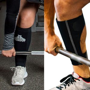 Deadlift Shin Guards